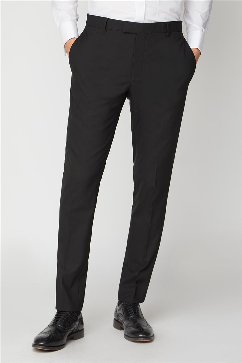 Stretch Dresswear Mens Trousers