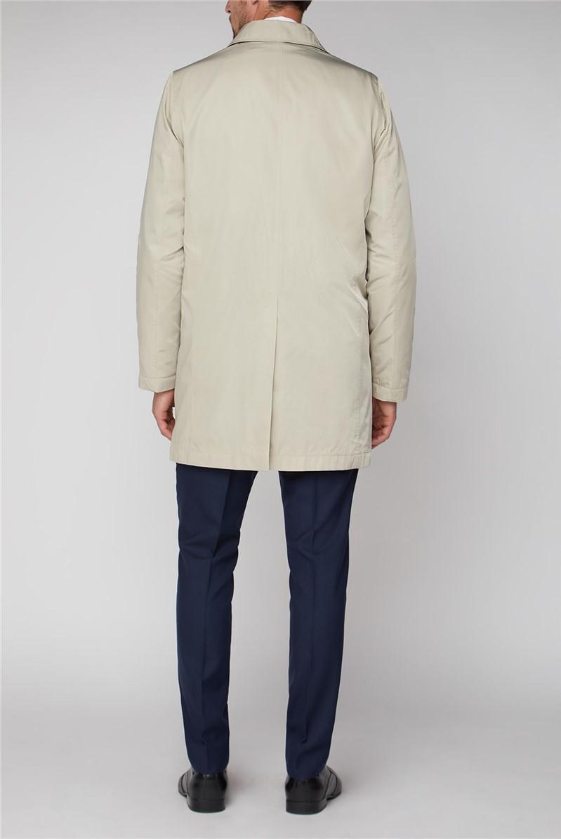 Beige Lightweight Coat