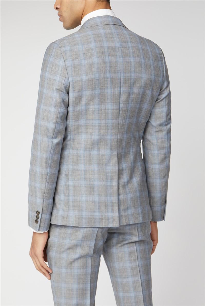 Signature Tailoring Camden Fit Ice Grey Suit