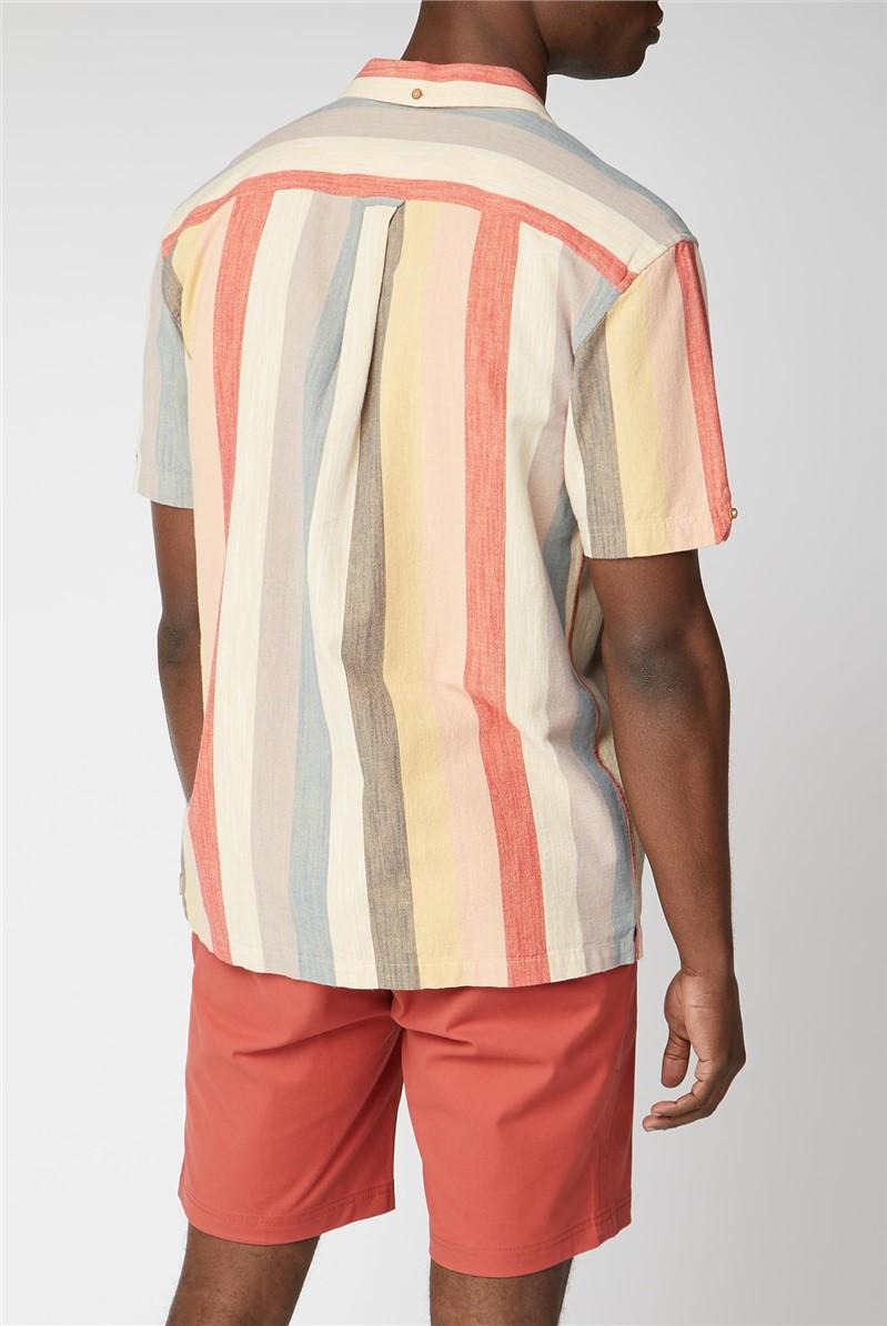 Reverse Chambray Shirt