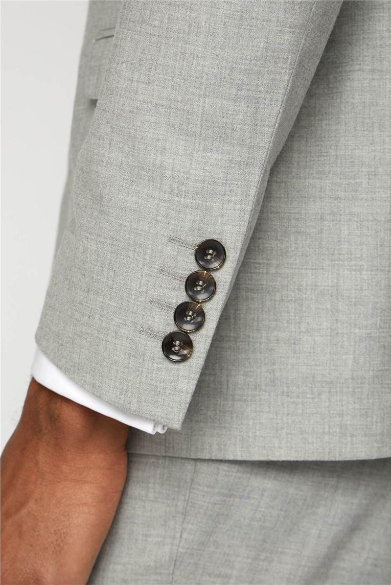 Light Grey Slim Fit Suit