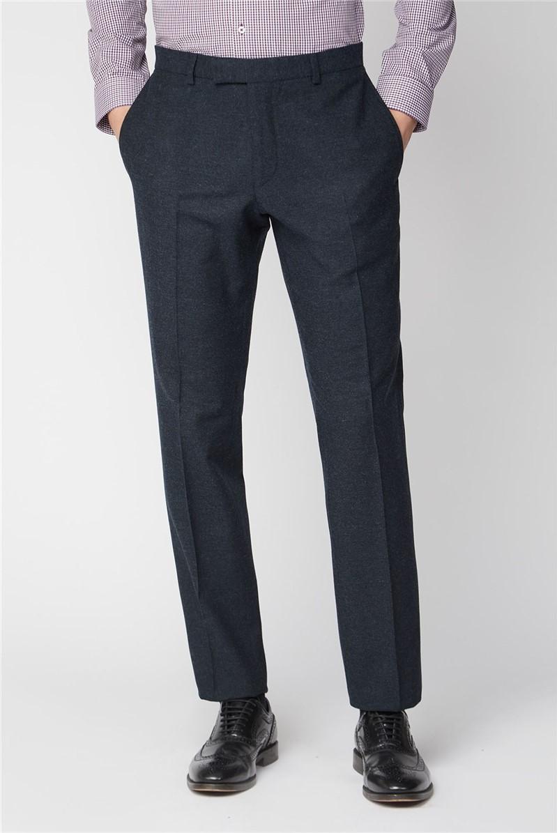 Navy Slim Suit