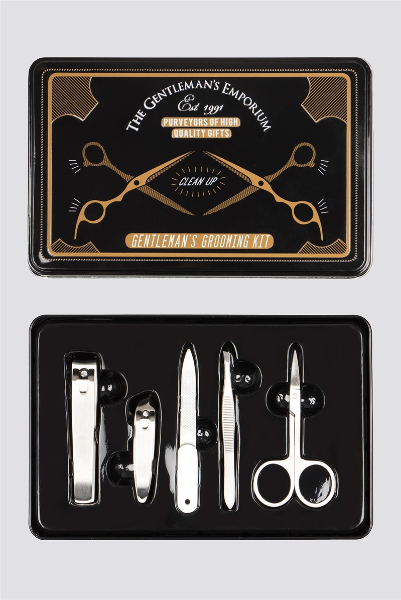 Grooming Kit Tin