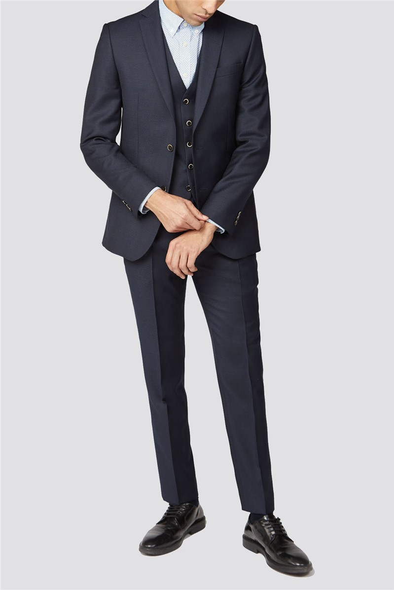 Midnight Tailored Fit Suit