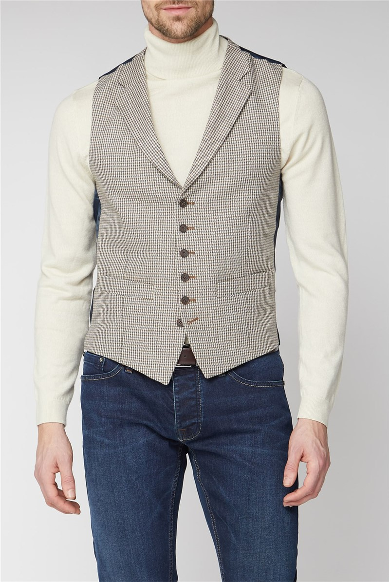 Heritage Micro Check Tailored Jacket