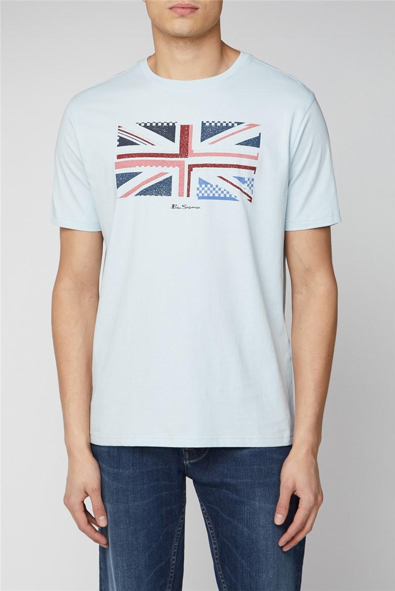 Union Jack Pixel Tee