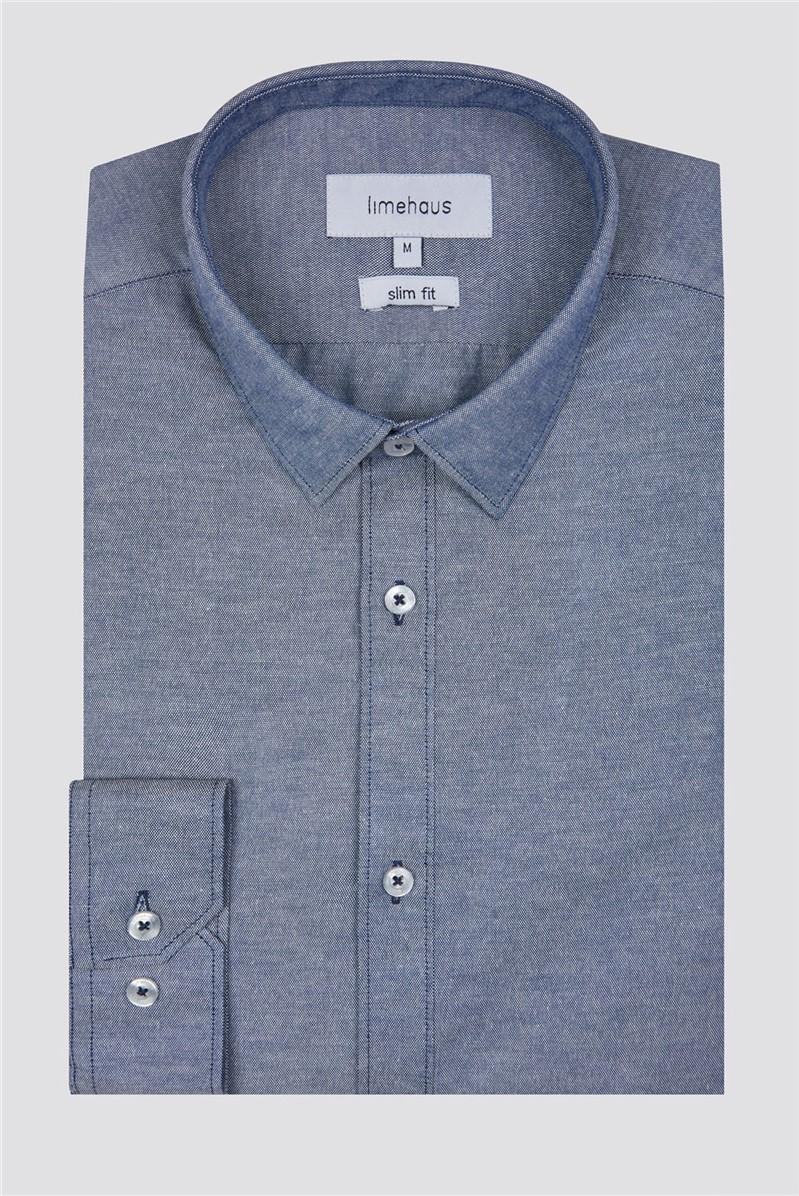 Blue Chambray Shirt