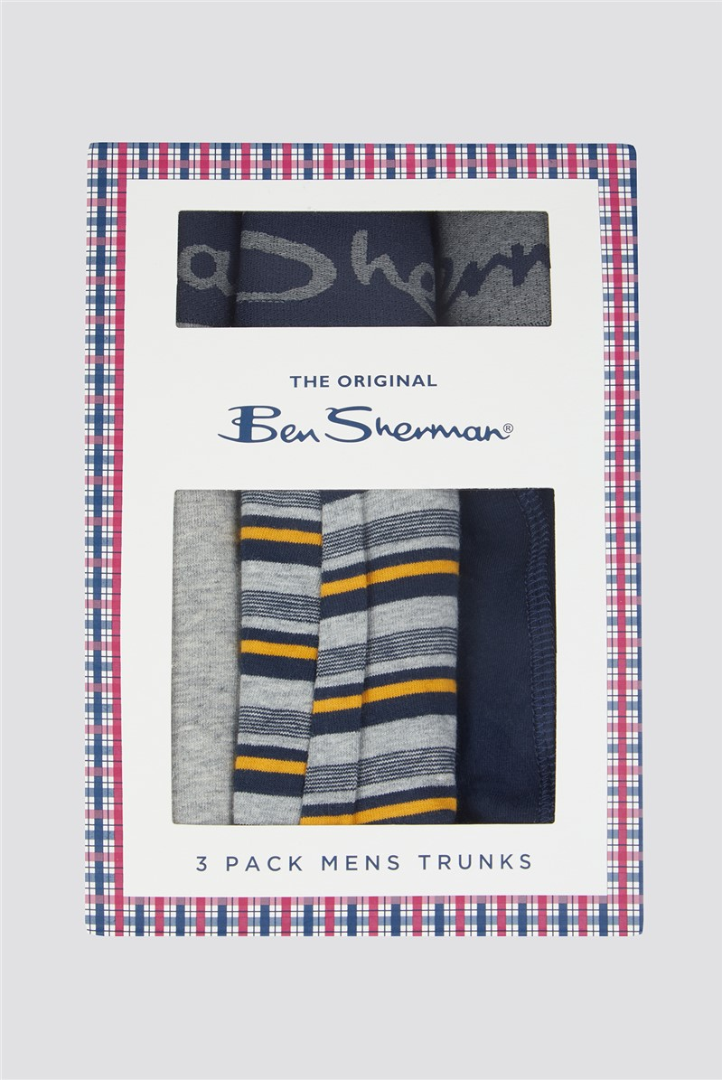 3 Pack Boxer Shorts