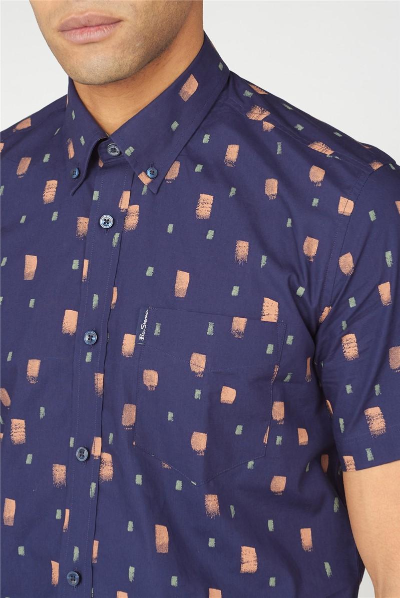 Dash Print Shirt