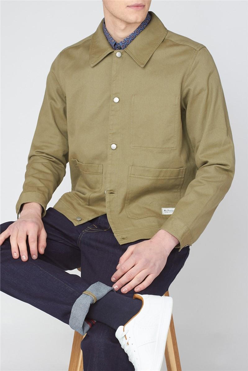 Mini Foulard Print Shirt