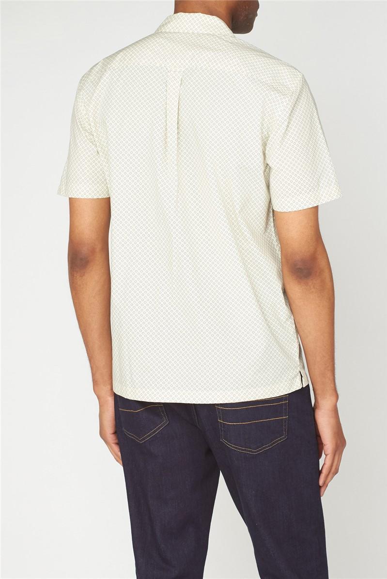 Placement Print Shirt