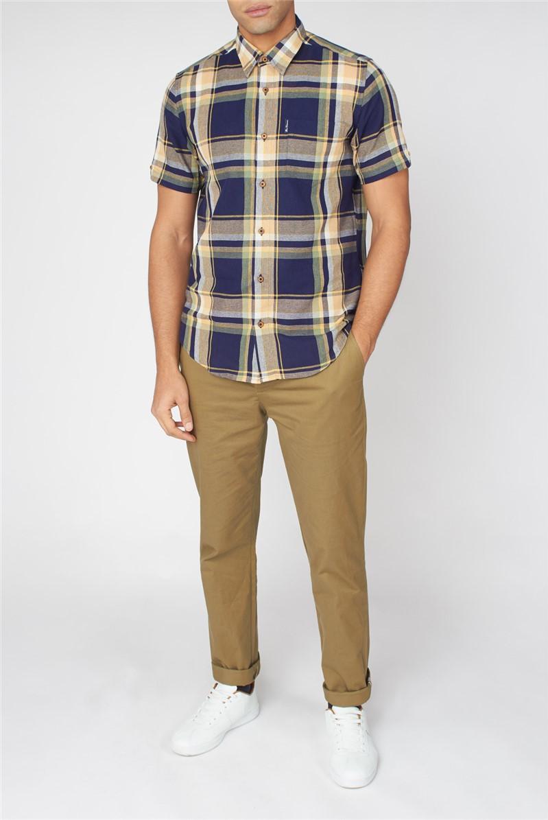 Large Oxford Check Shirt