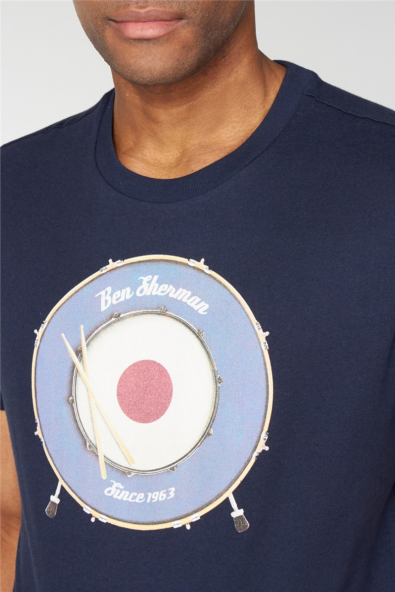 Drum Target Tee