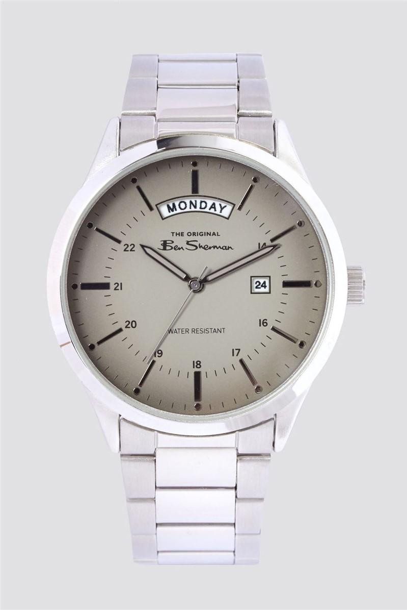 Grey Dial Watch