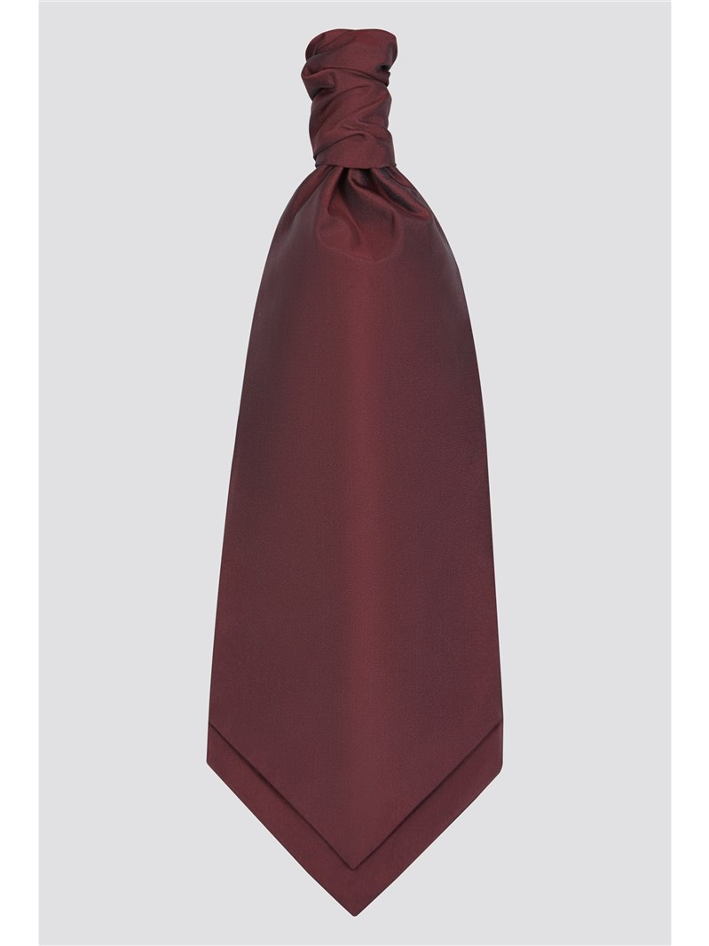 Wine Red Cravat