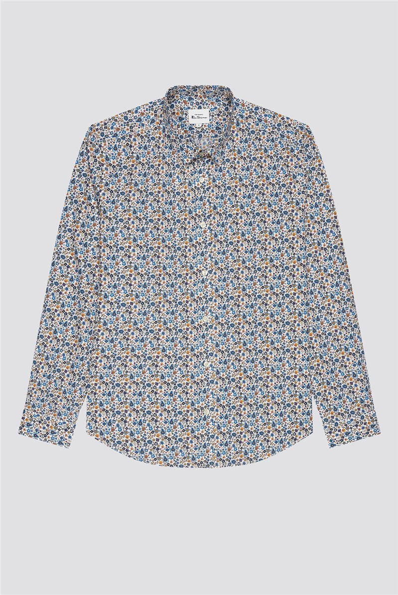 Multicolour Floral Shirt