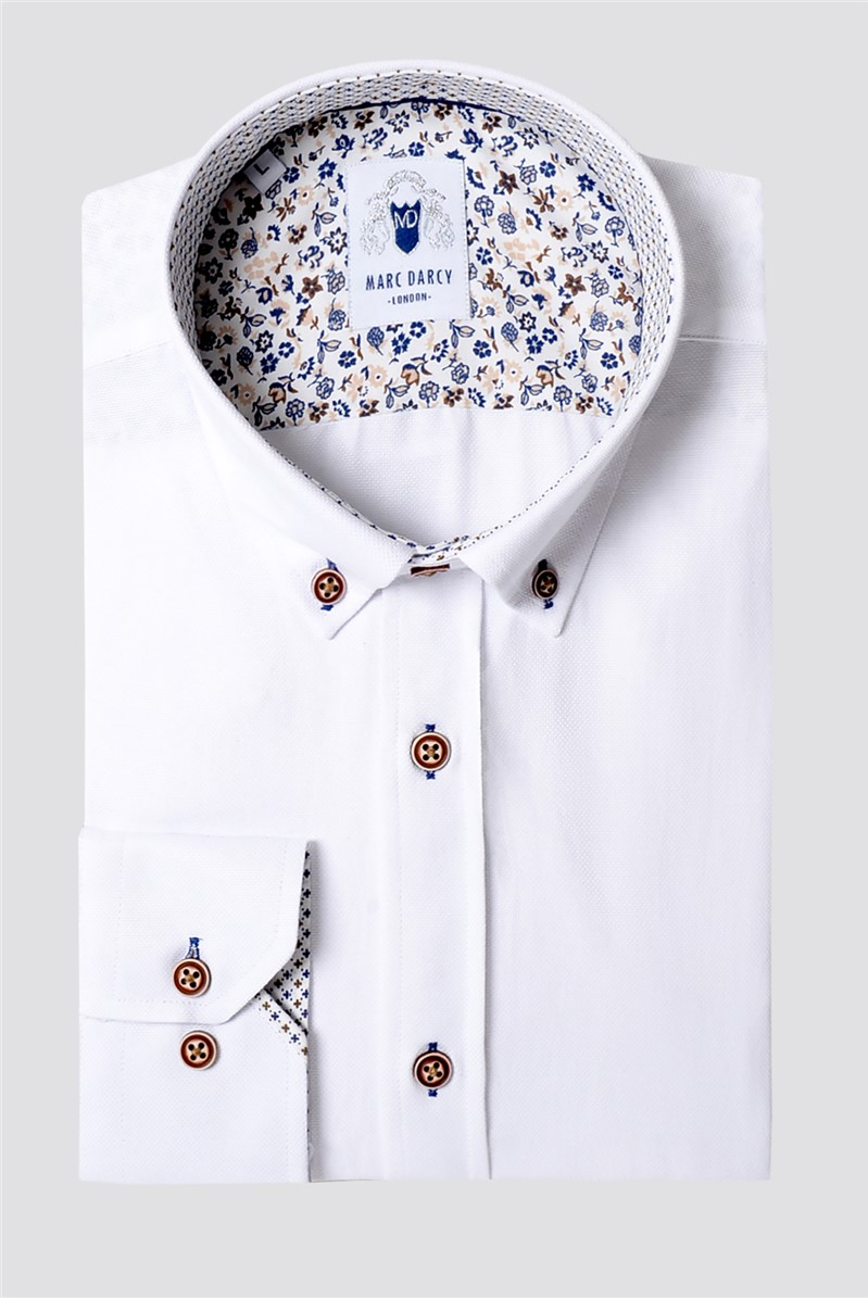 Charlie White Classic Fit Shirt
