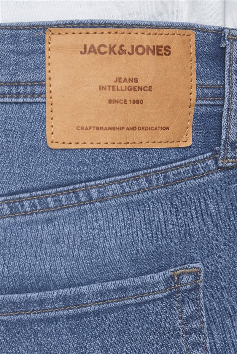 JACK & JONES Glen Slim Fit Stonewash Jean