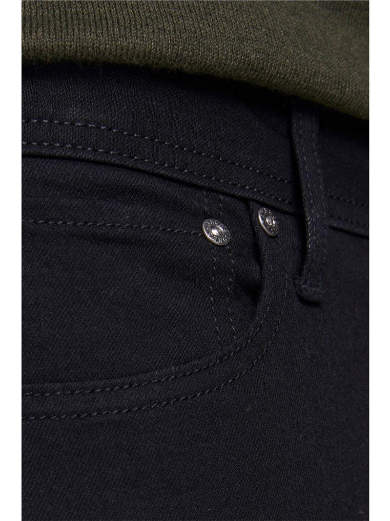 JACK & JONES Glenn Slim Fit Black Jean
