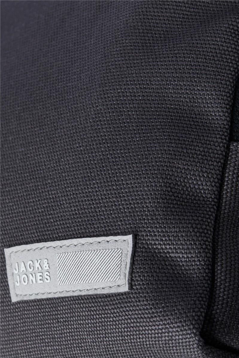 JACK & JONES Black Toiletry Bag