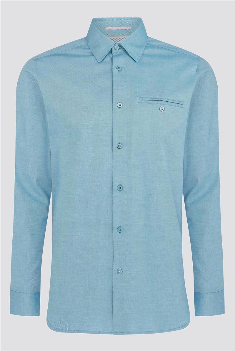 Blue Oxford Shirt