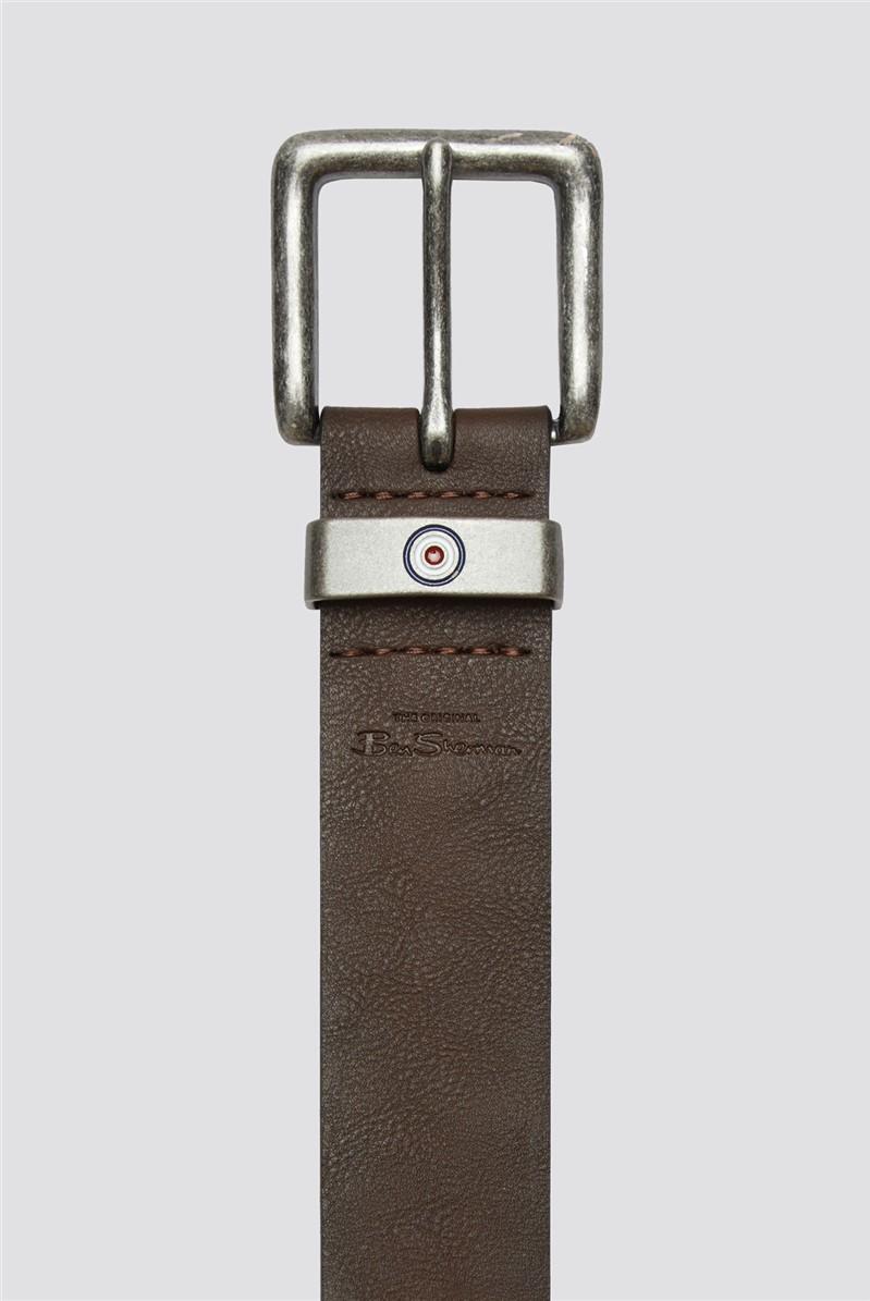 Brown Lynton Belt
