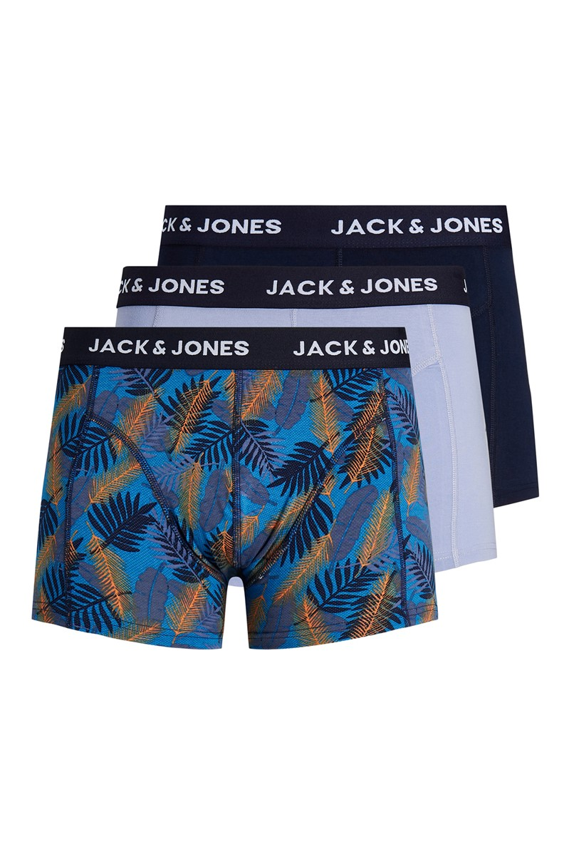Multi 3 Pack Palm Boxers
