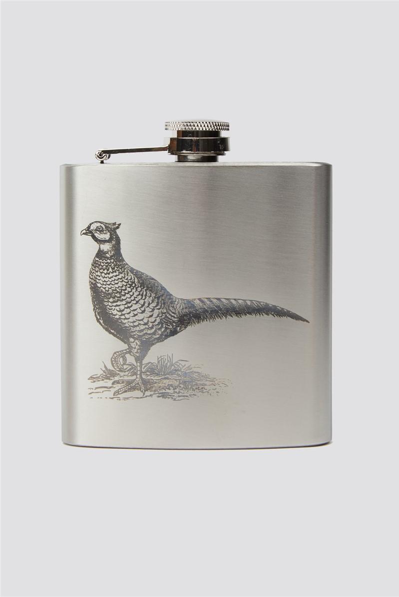 Pheasant Hip Flask