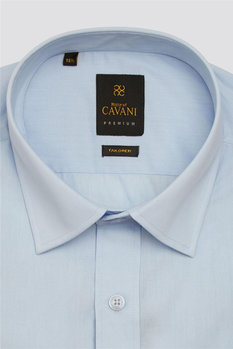 Sky Blue Formal Shirt