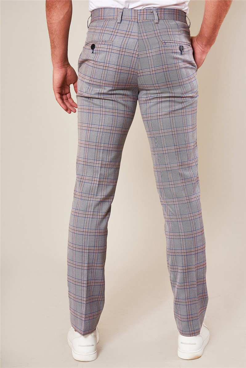 Alvin Grey Three Piece Suit