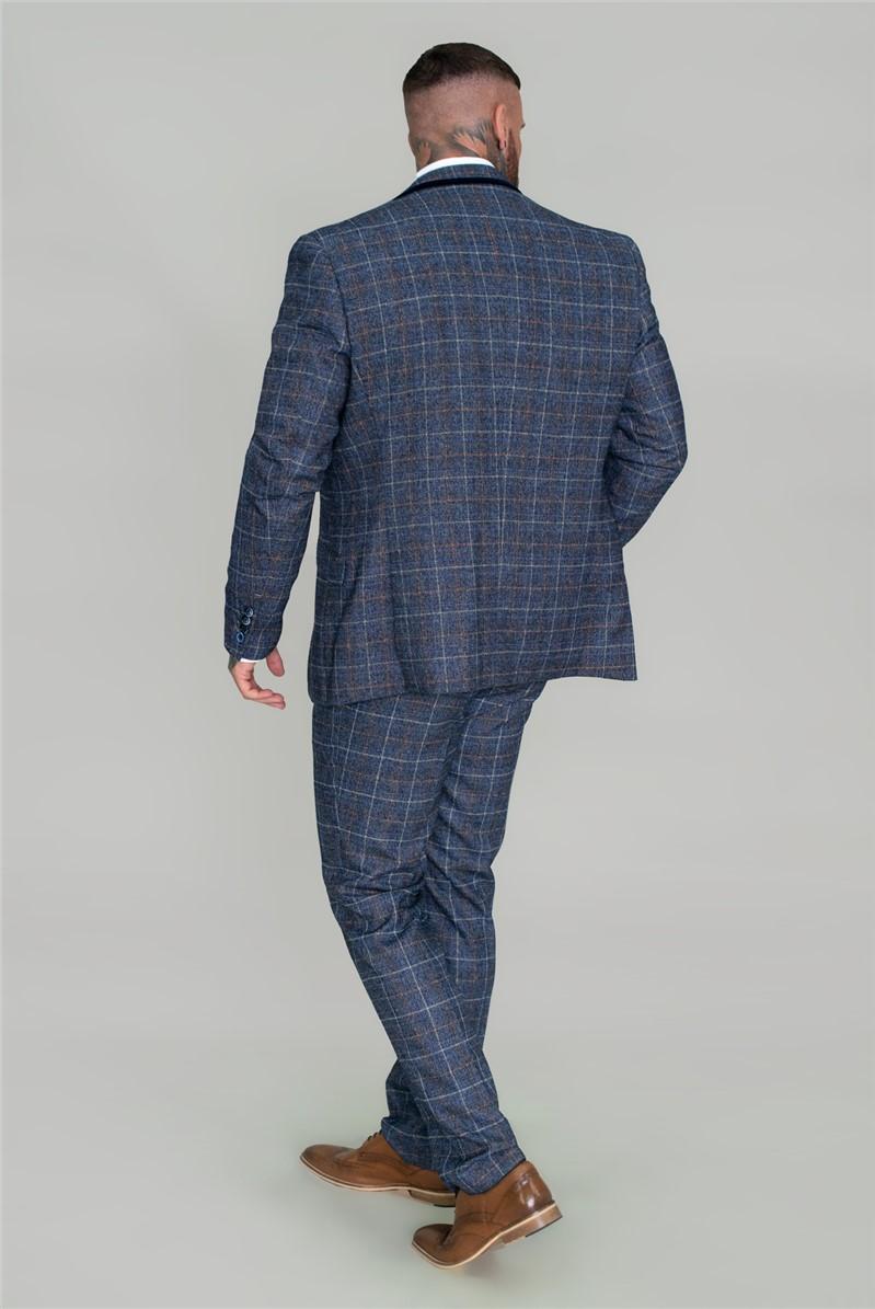 Blue Bonita Suit