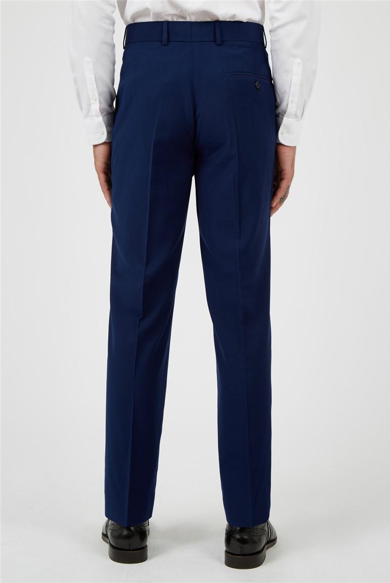 Blue Wedding Regular Trousers