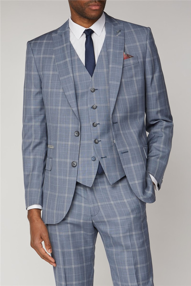 Antique Rogue SB2 suit with a Peak lapel