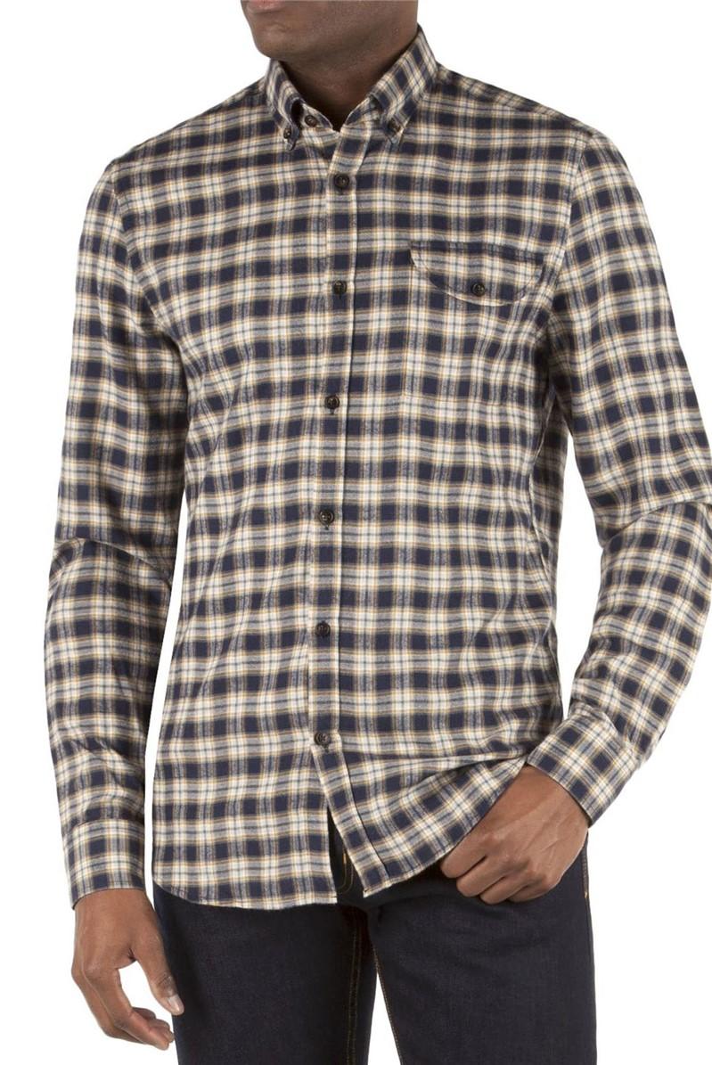 Tumeric Check Flannel