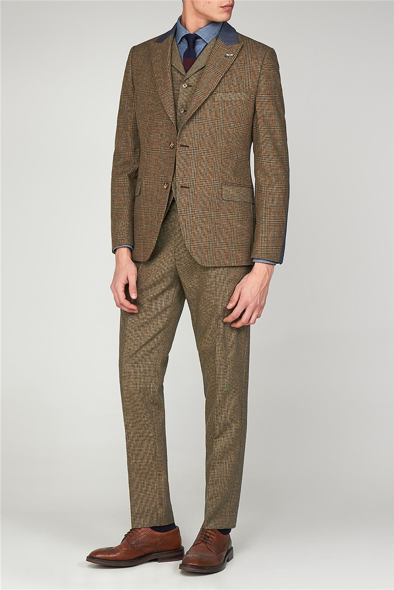 The Bakerloo Special Men's Towergate Checked Blazer