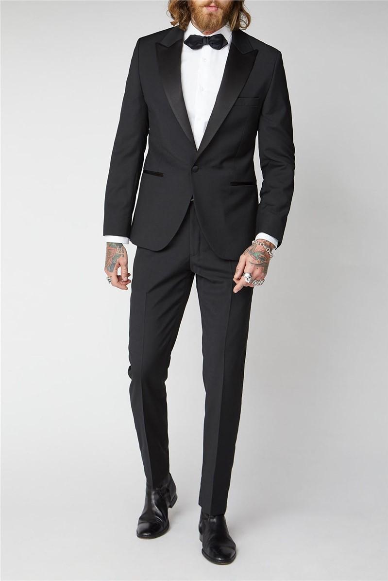 Black Panama Dresswear Suit