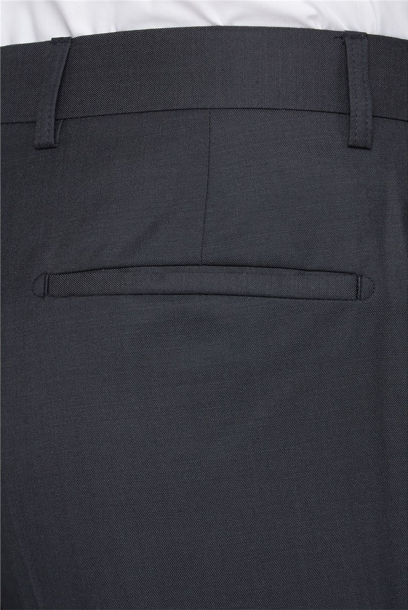 Charcoal Twill Trouser
