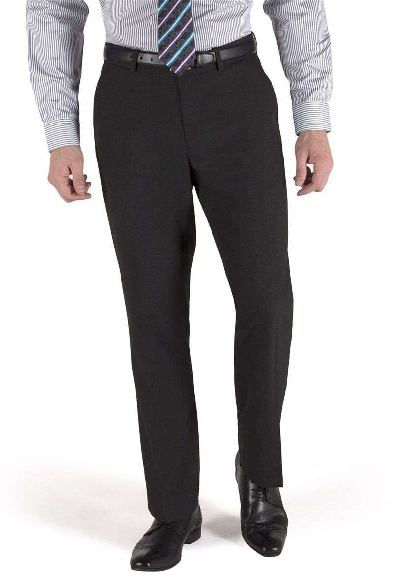 Charcoal Tailored Suit Jacket