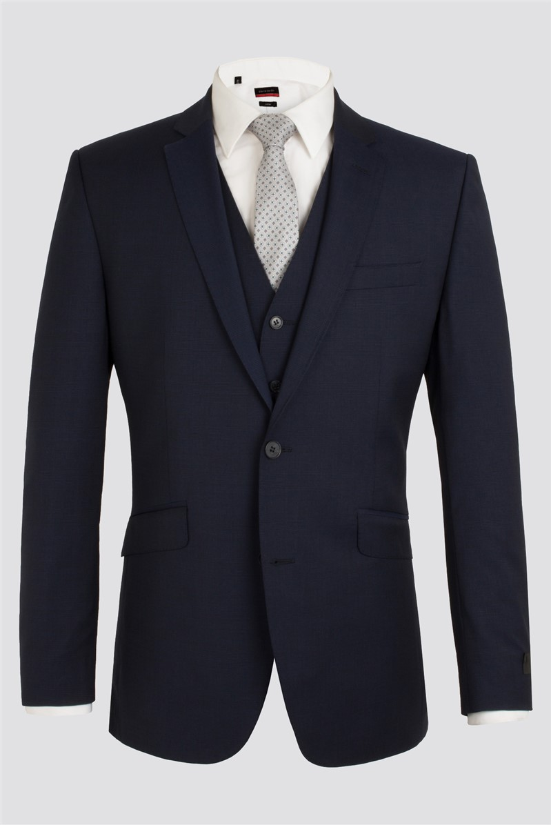 Scott Prince of Wales Check Waistcoat
