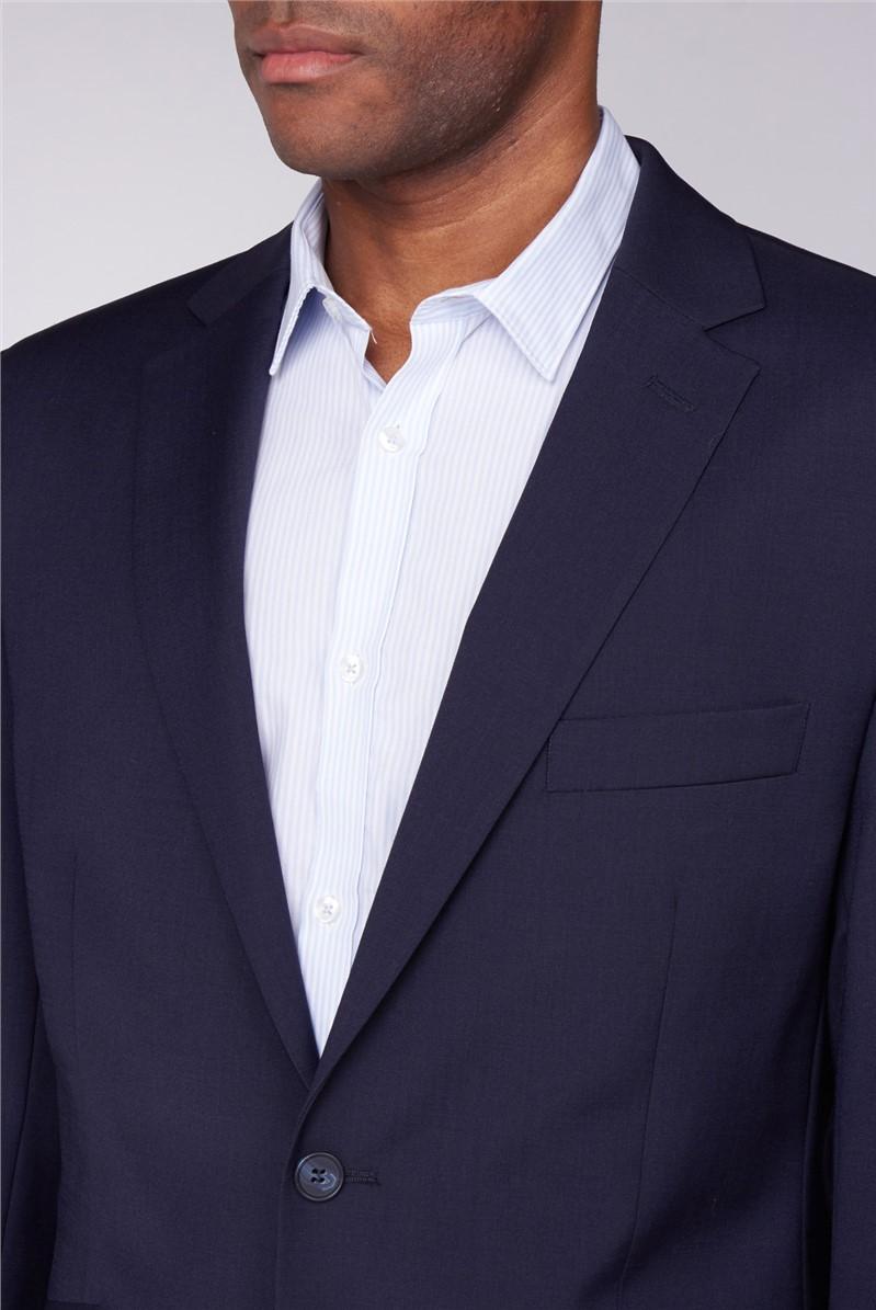 Navy Classic Fit Suit