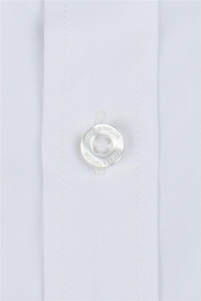 White Double Cuff Shirt