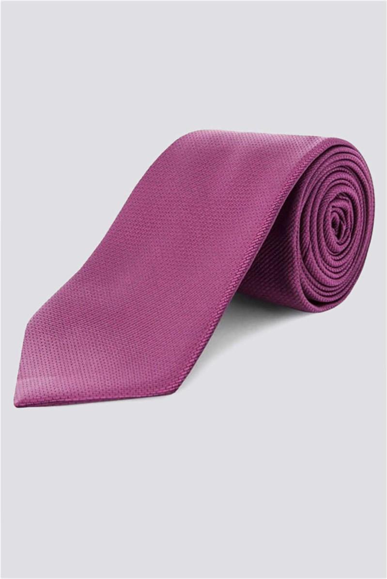 Scott & Taylor Fuchsia Tie
