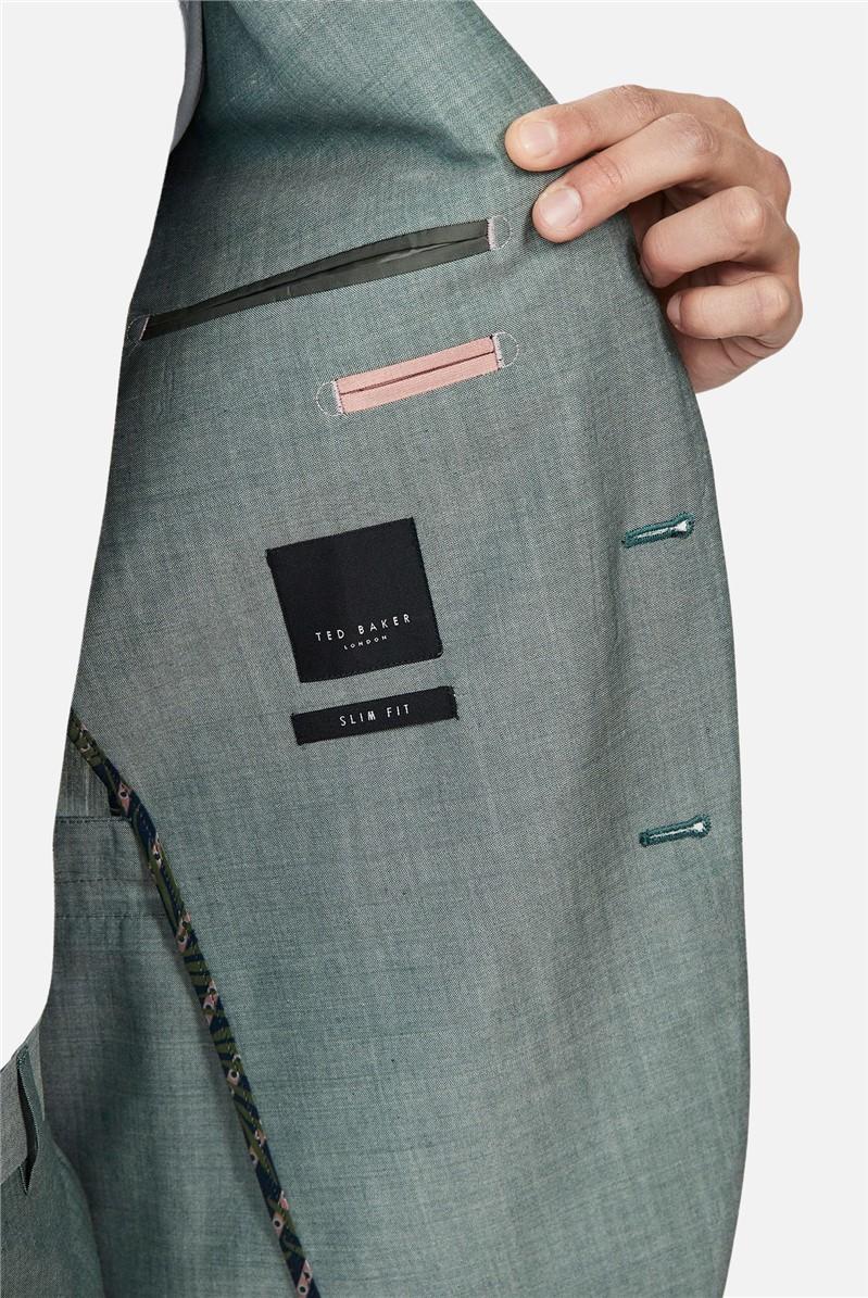 Spearmint Slim Suit