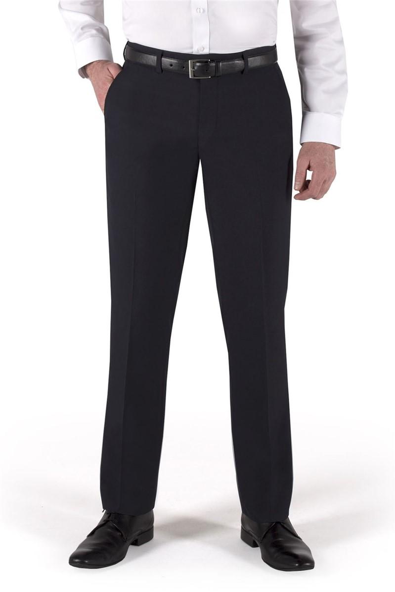 Navy Formal Trouser