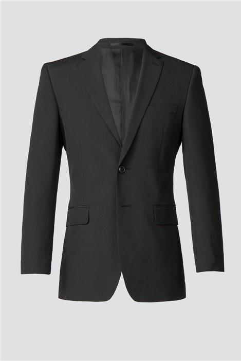 Thomas Nash Black stripe Regular Fit Suit Jacket