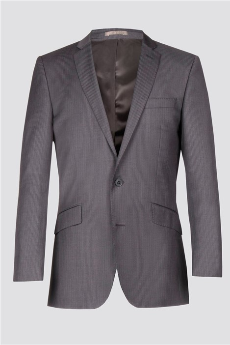 Ben Sherman Grey Stripe Jacket