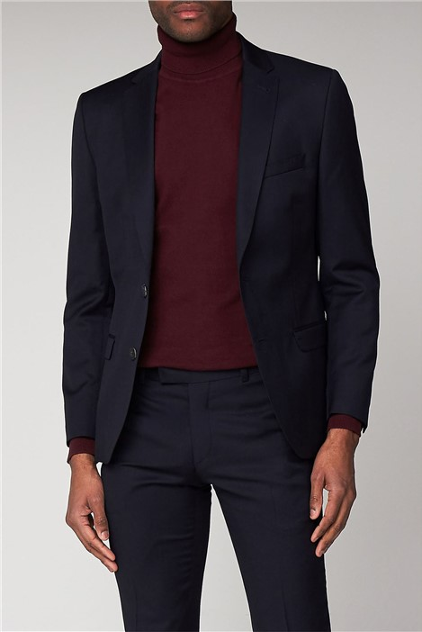Ben Sherman Peacoat Twill Camden Fit Suit
