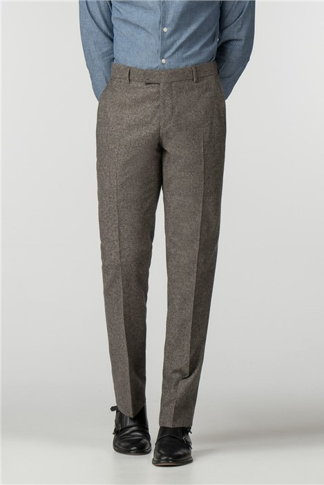 Racing Green Sand Donegal Athletic Fit Trouser