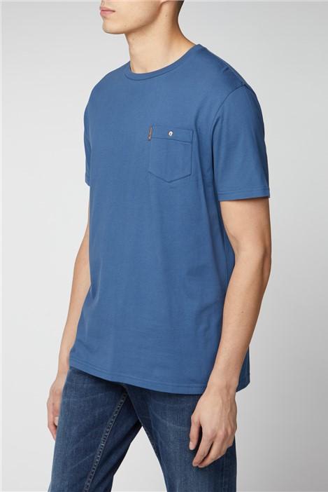 Ben Sherman Plain Pocket T-Shirt