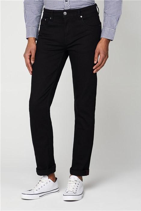 Ben Sherman True Black Slim Fit Jean